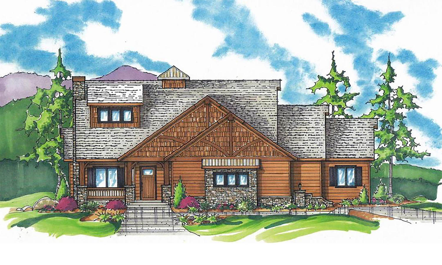 The aspen ridge aspen homes for Aspen homes floor plans