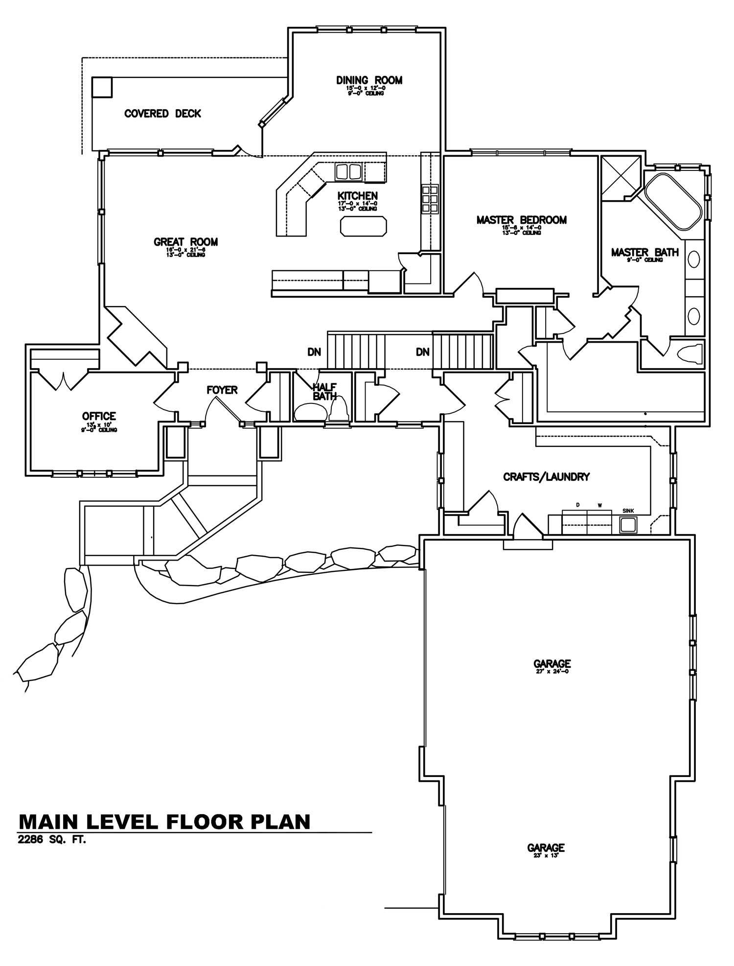 The forest cottage aspen homes for Forest house plans