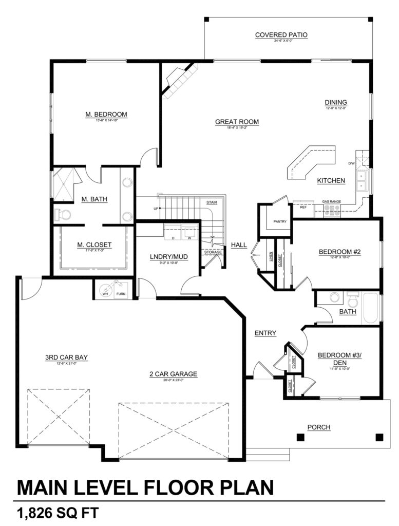 The inverness aspen homes for Aspen homes floor plans