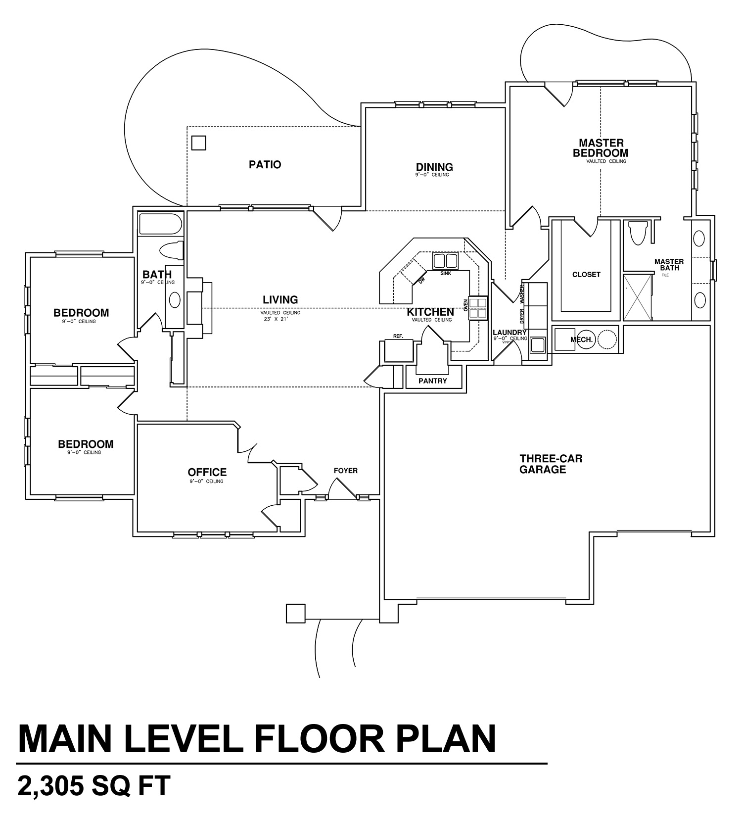 The legacy ridge aspen homes for Aspen homes floor plans