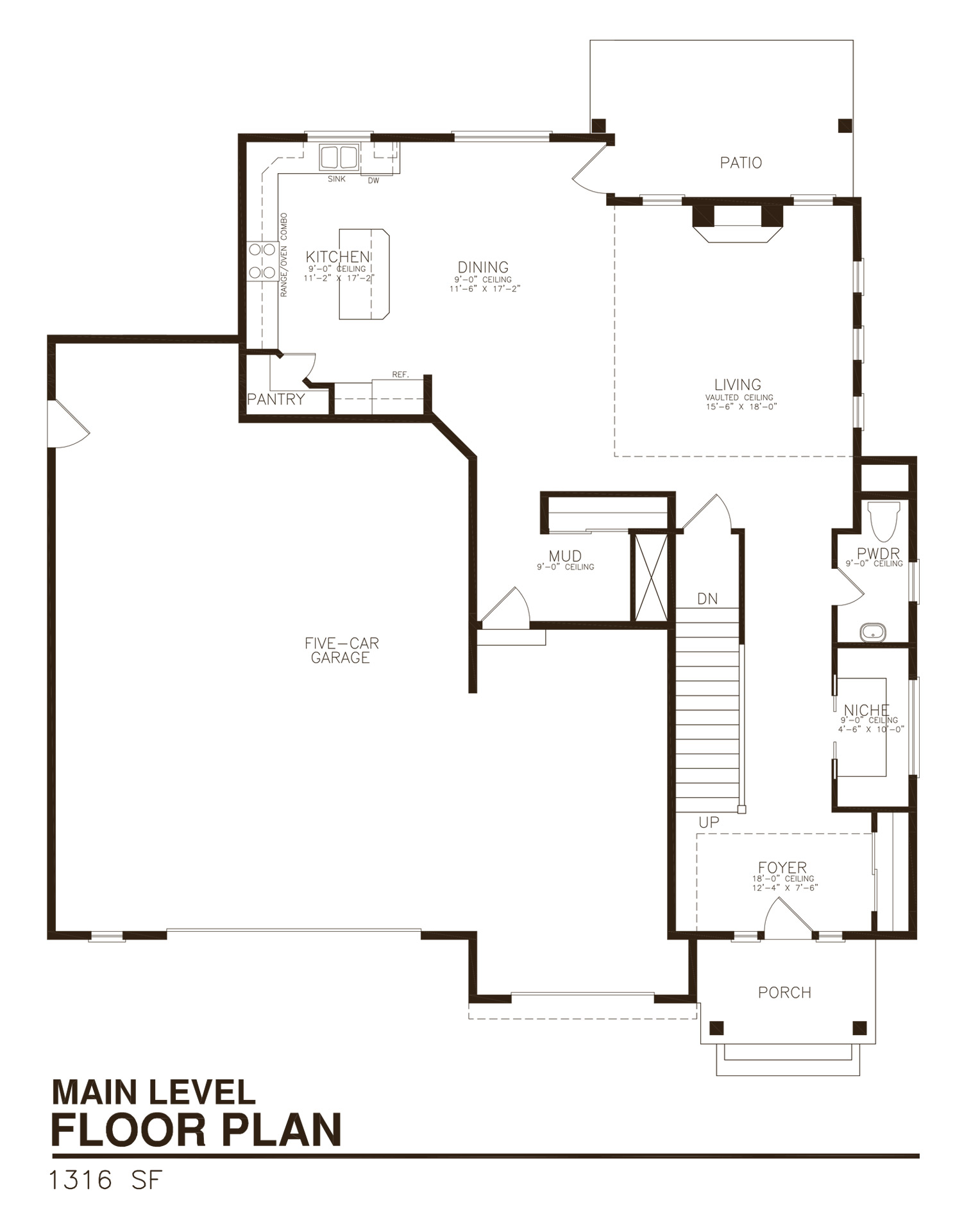 The sahalee aspen homes for Aspen homes floor plans
