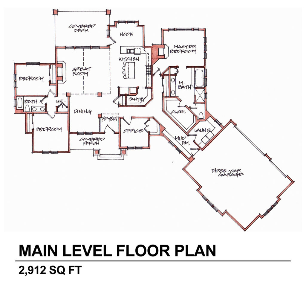 The sandpoint aspen homes for Aspen homes floor plans