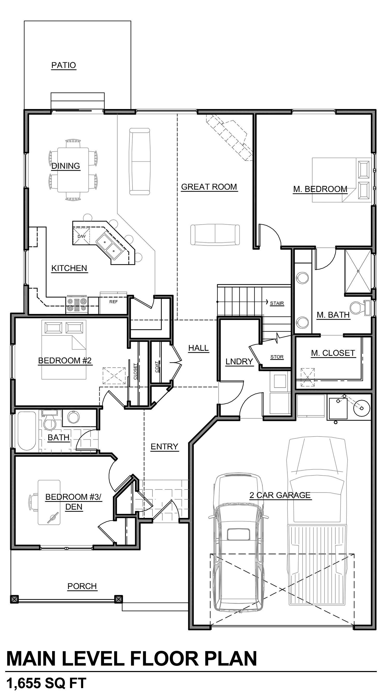 The silvercreek iii aspen homes for Aspen homes floor plans