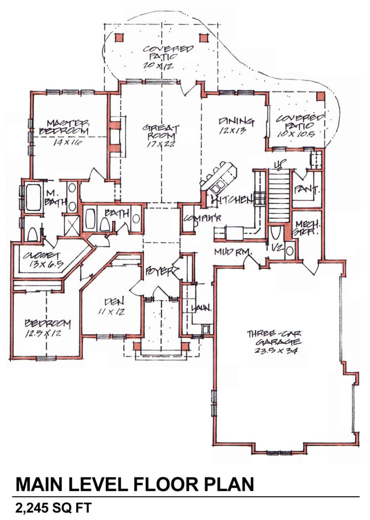 The whistler bay aspen homes for Aspen homes floor plans