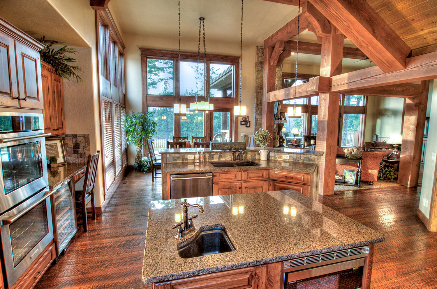 home of the week the alpine at bear creek aspen homes