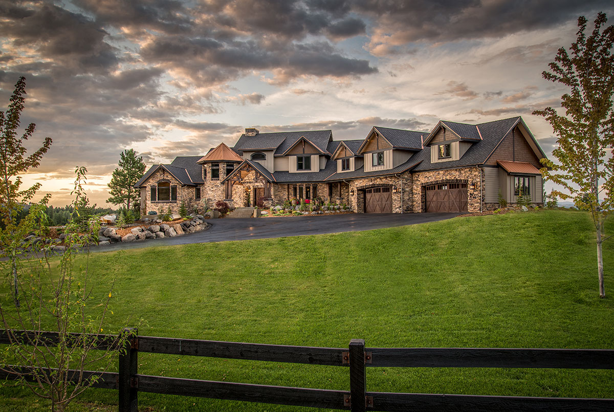 Mountain Stone Estate - Aspen Homes